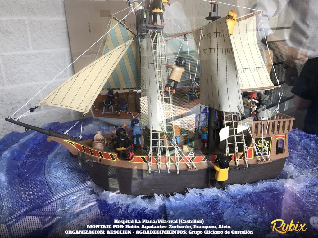 playmobil barco pirata 3750