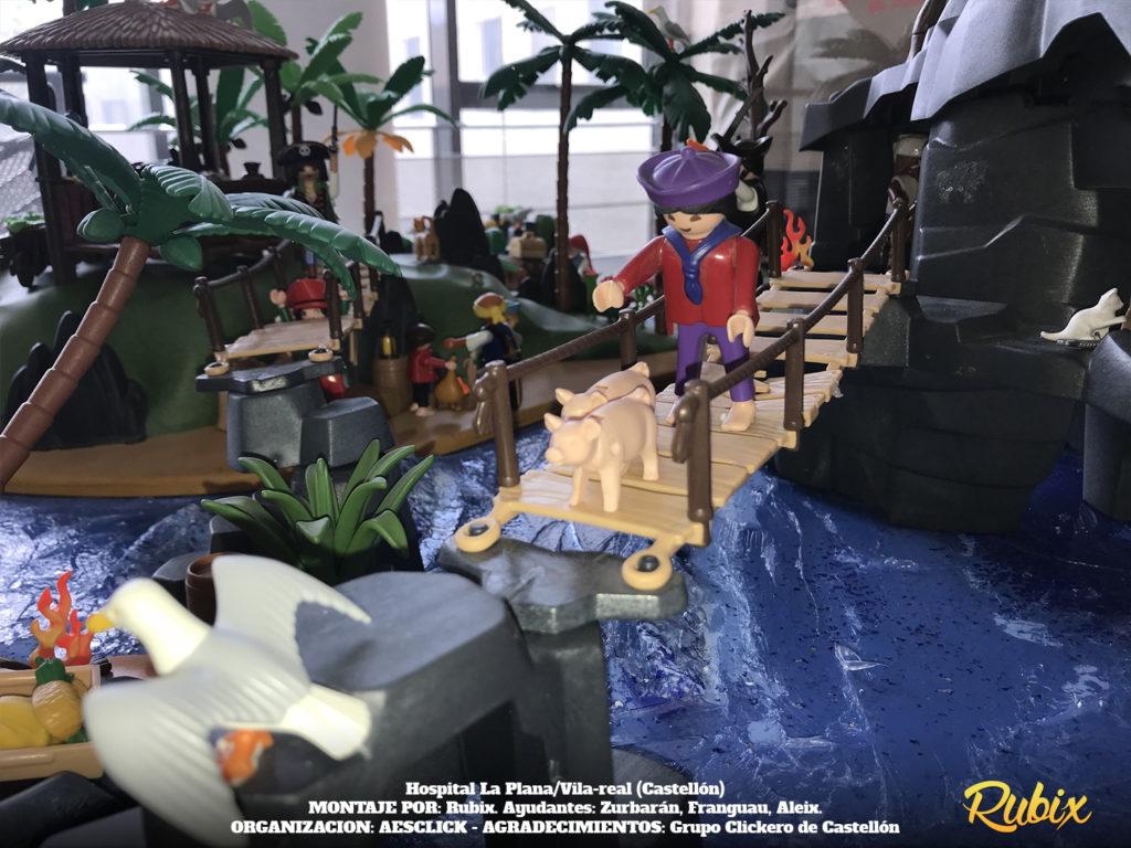 playmobil chinos piratas