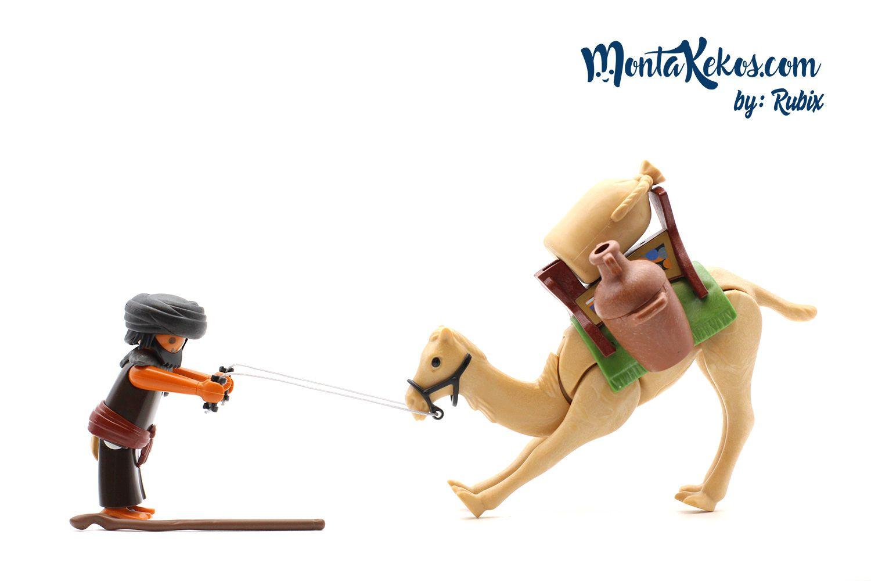 Dromedario Playmobil