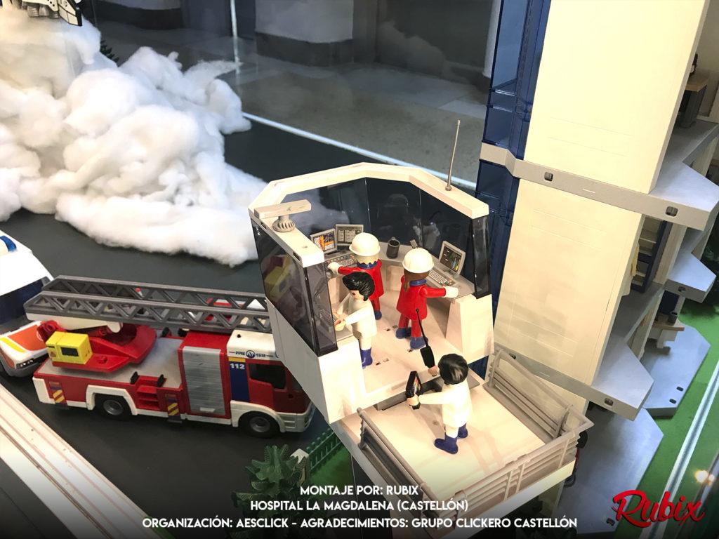 Diormama Playmobil