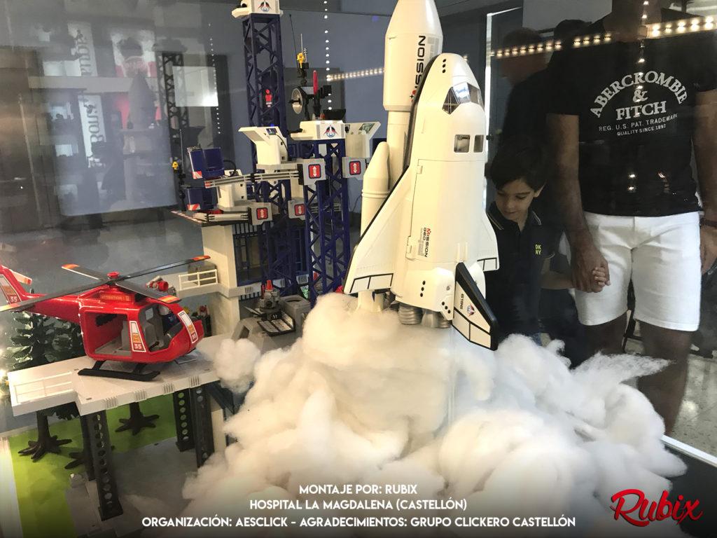 Cómo hacer humo para dioramas
