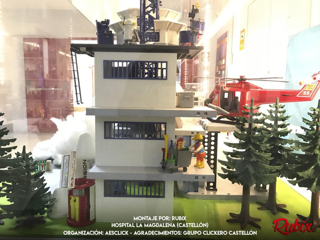 Edificios playmobil system x