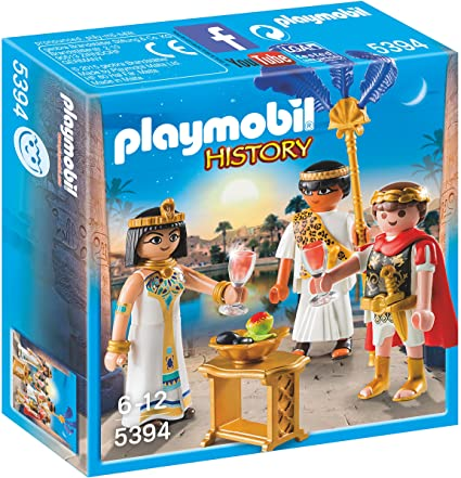 playmobil egipto 5394